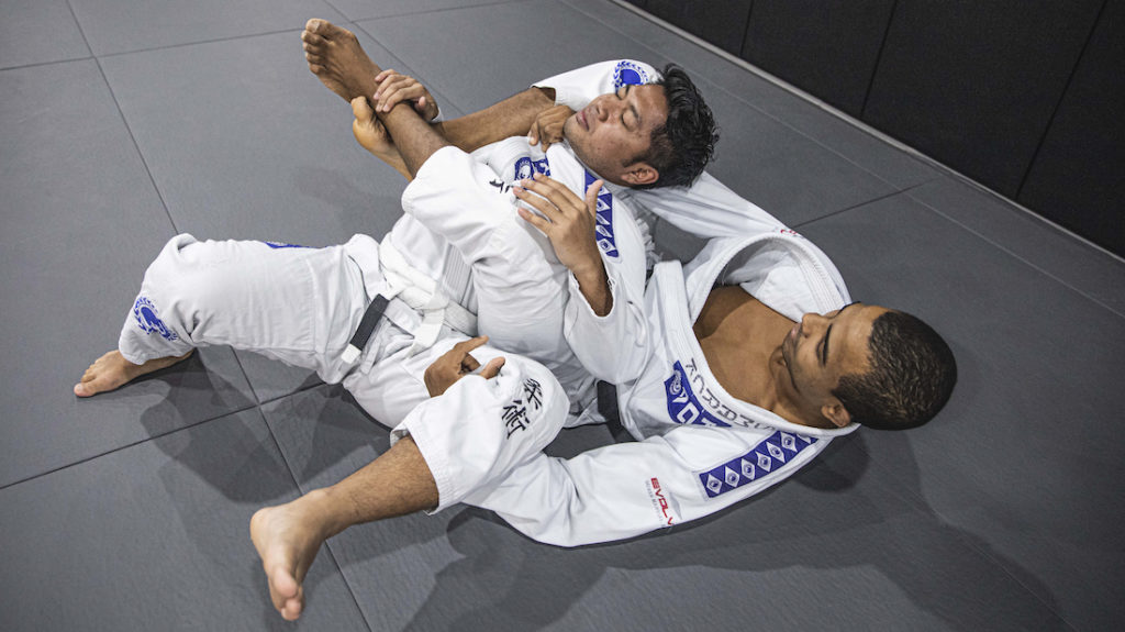 Attack Stations: The Strongest Positions From Where To Get Submissions in Jiu-Jitsu