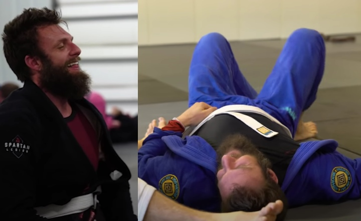Youtuber Attempts 60 BJJ Training Sessions in 30 Days