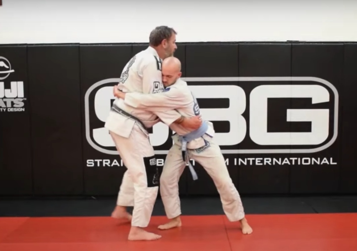 A Bjj Takedown That Can Be Done By Everyone