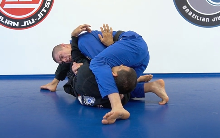 Catch Them By Surprise with the Canto Choke From Side Control
