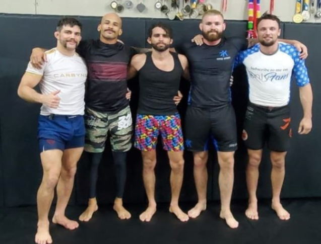 Garry Tonon Gives The Latest On The DDS Puerto Rico Academy