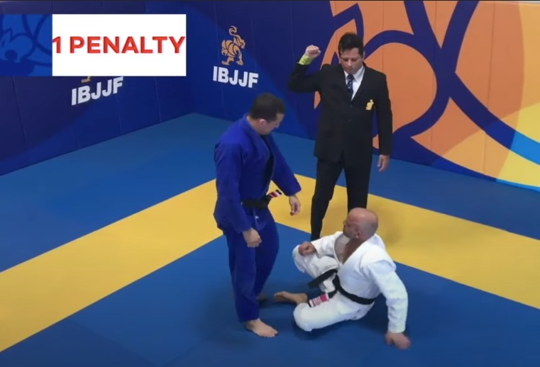 Watch: IBJJF Tutorials 2021 Rules Update