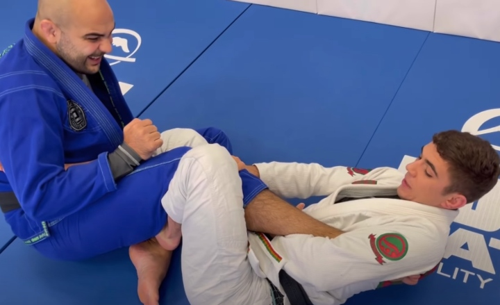 Mikey Musumeci Shows How He Got The Worlds Fastest Submission In 12 Secs