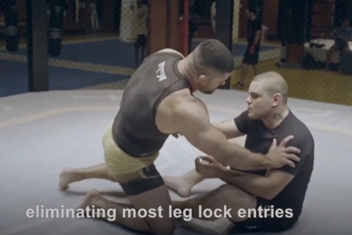 Rousimar Palhares On How To Stay Safe from Leg Locks in BJJ