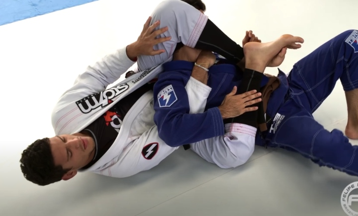 Surprise Your Opponents with the Pena Choke