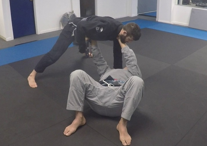 """""""Wow man, you're so strong!"""" – Using Strength In BJJ Is NOT A Bad Thing"""