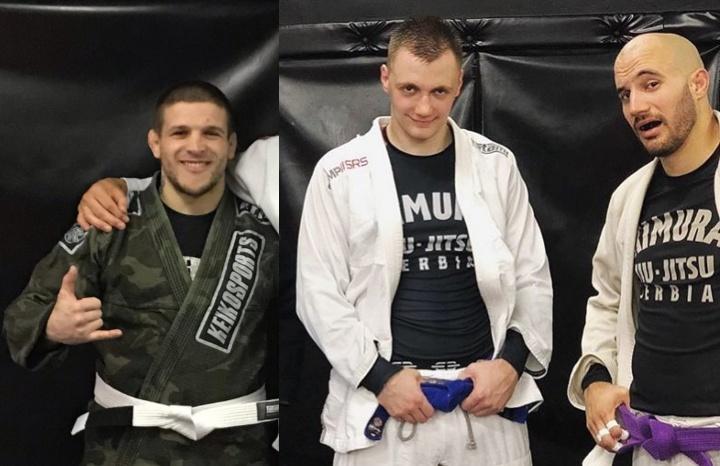 Brazilian Jiu Jitsu's First 3 Belts Explained