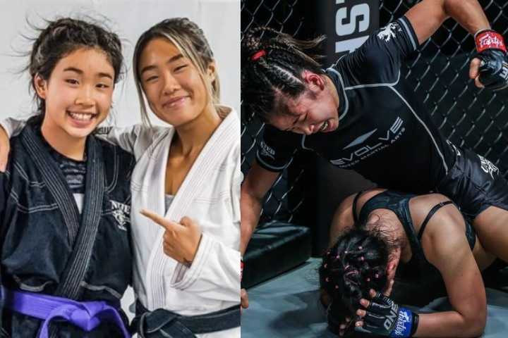 16 yr Old Victoria Lee Follows in Sibling's Footsteps with Submission Victory in ONE MMA Debut