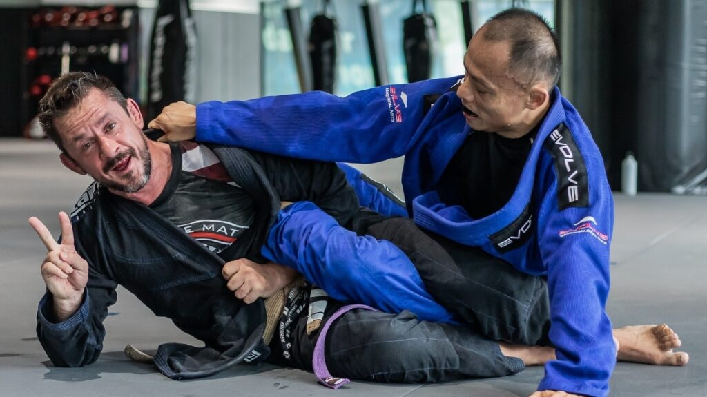 4 Types Of People You'll Meet In A BJJ Academy