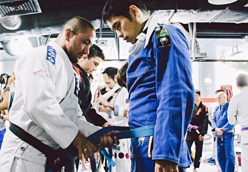 Jealous Of Your Training Partner's BJJ Progress? Just Keep This In Mind