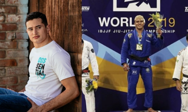Caio Terra on PED Use in BJJ: 'The Problem Has Gotten Worse'