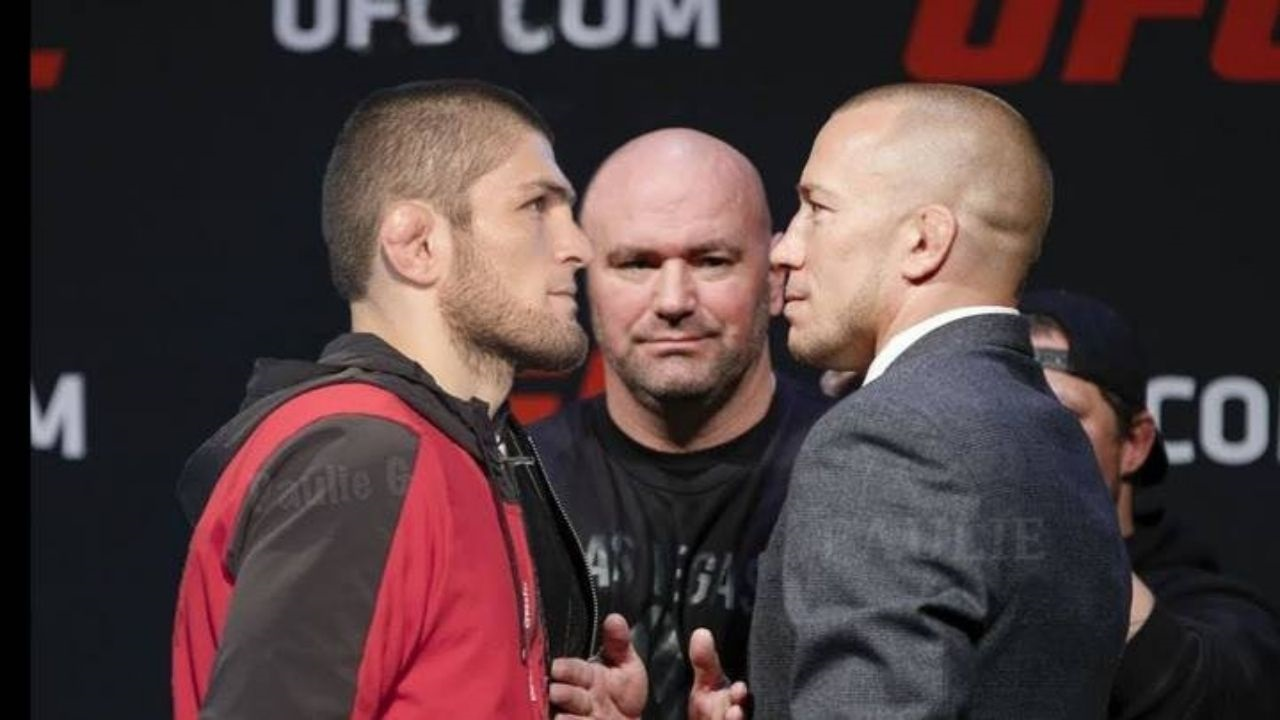 Kenny Florian: Reliable Source Says GSP Is Getting Ready For Khabib Fight