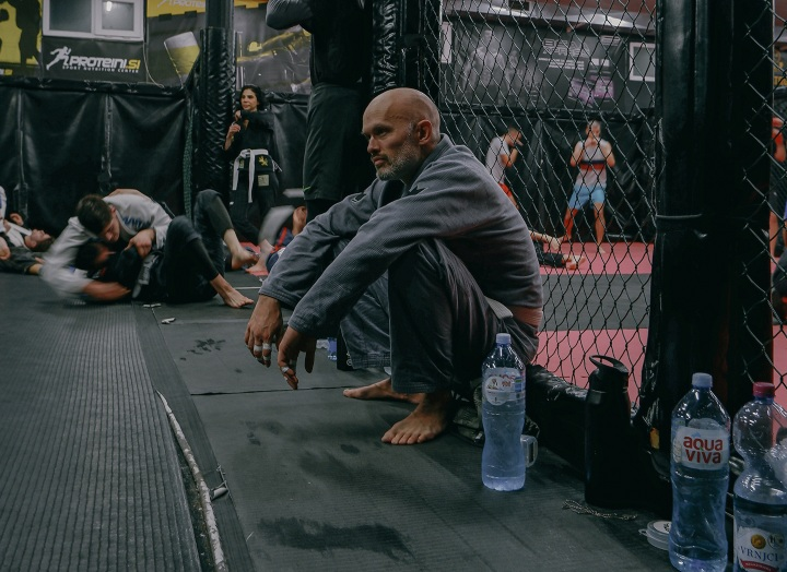 Just Stick With It – PERSISTENCE Will Solve All Of Your BJJ Woes