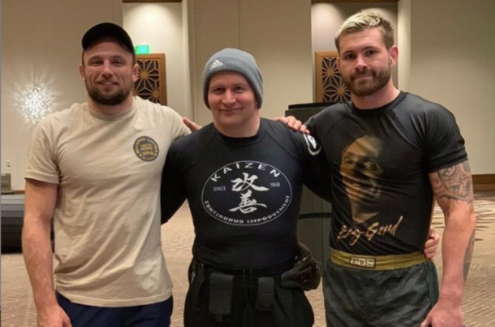 Craig Jones & Gordon Ryan Have Submission Wins at 'Who's Number One' Event