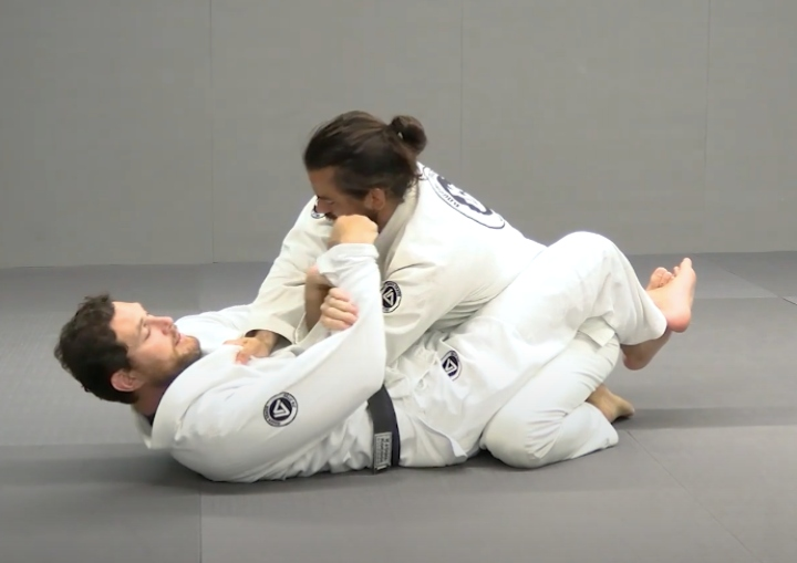 Get Unfriended With This Quick Wrist Lock from Closed Guard with Roger Gracie