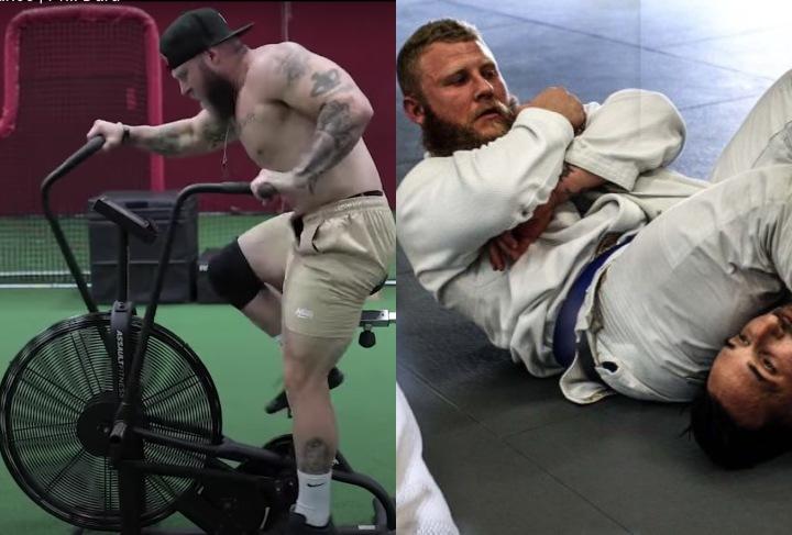 Assault Bike Training for Combat Sports Endurance