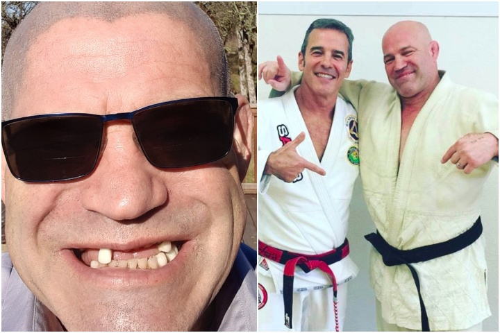 Mark Schultz, Olympic Wrestling Champ Needs Help To Restore His Teeth