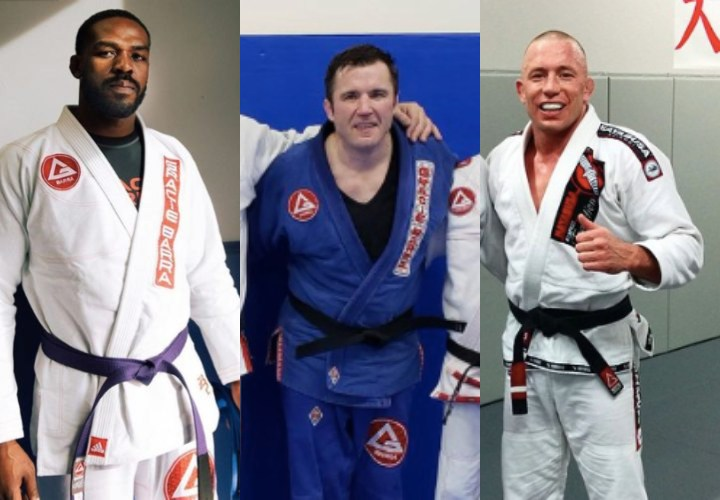 Why the Heck Would an MMA Fighter Still Train BJJ in a GI Nowadays?