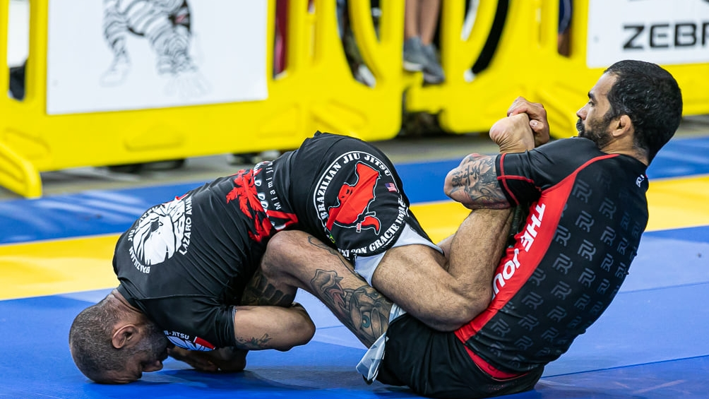 Where And When Are Leg Locks Allowed In BJJ?