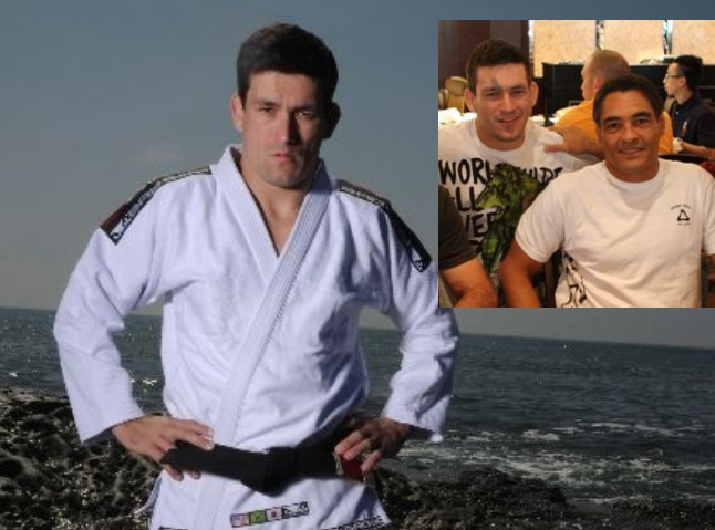 Demian Maia On The 3 Hour Private Session He Had with Rickson Gracie That Changed His Jiu-Jitsu