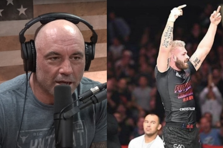 Joe Rogan on Gordon Ryan: 'He's The Pound for Pound The Greatest of All Time'