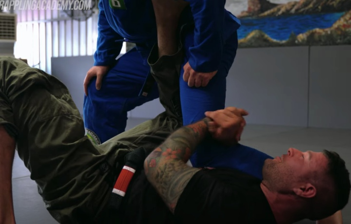 The Many BJJ Submissions That You Can Set Up from the K Guard