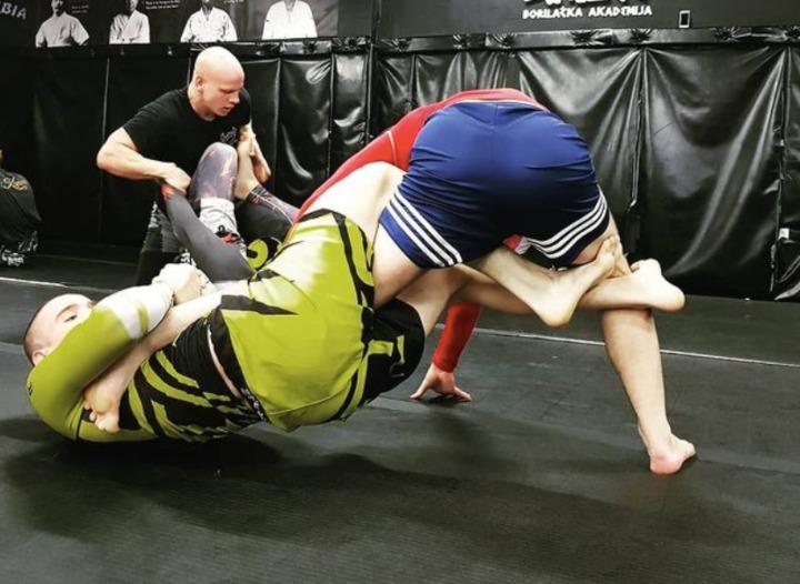 Effective Ways To Really Push Yourself In Jiu-Jitsu Training Sessions