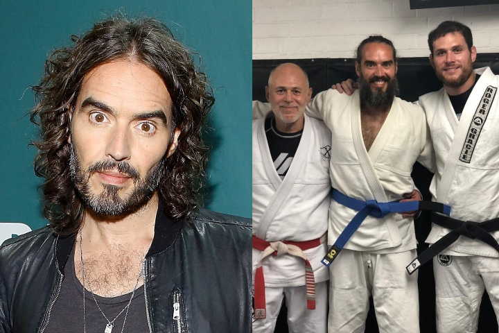 Russell Brand On How Training BJJ for 5 Years Changed His Life