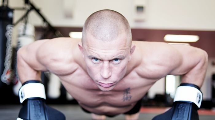 Georges St-Pierre on How Intermittent Fasting & Fasting For 3 Days Straight Saved His Life