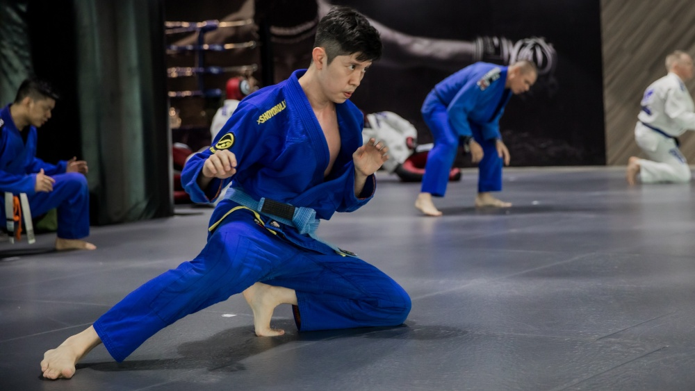 These are Some Great Warm Down Exercises To Do After Your BJJ Class