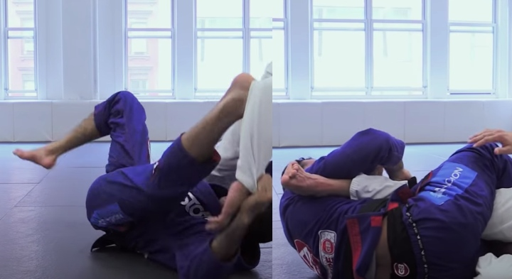 Catch Everyone with Braulio Estima's Spinning Kneebar