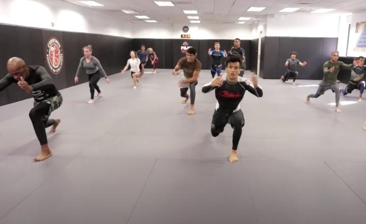 Improve Your Jiu-Jitsu Endurance & Flexibility with Cobrinha's Bodyweight Workout