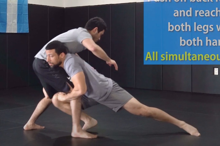 Stop Telegraphing Your Double Legs: Fake Single to Double Leg