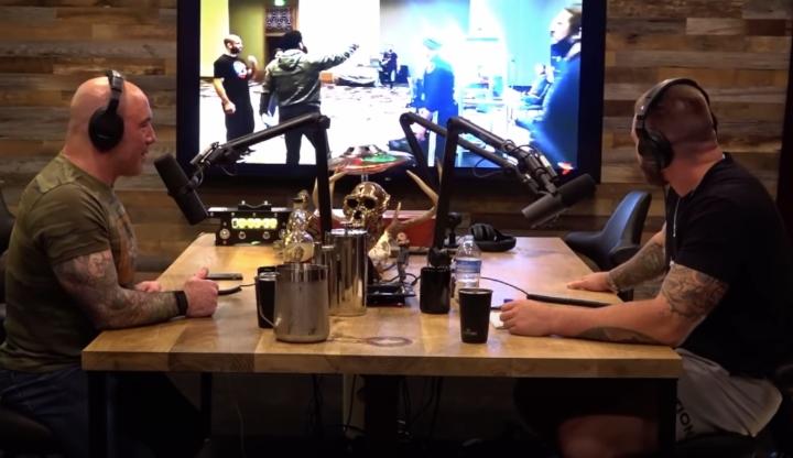 Gordon Ryan Tells Joe Rogan The Backstory to the Galvao Slap Incident