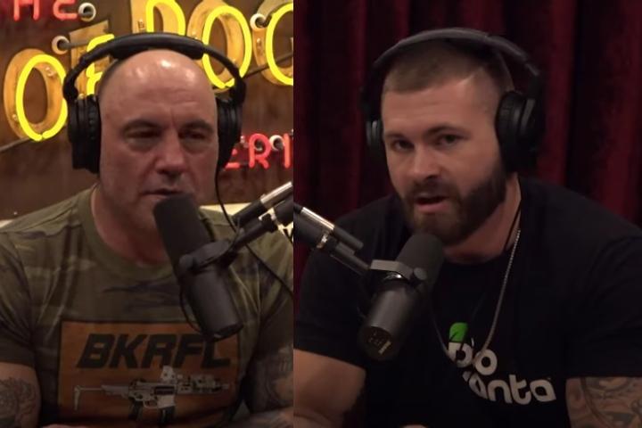 Gordon Ryan Tells Joe Rogan About His Transition to MMA