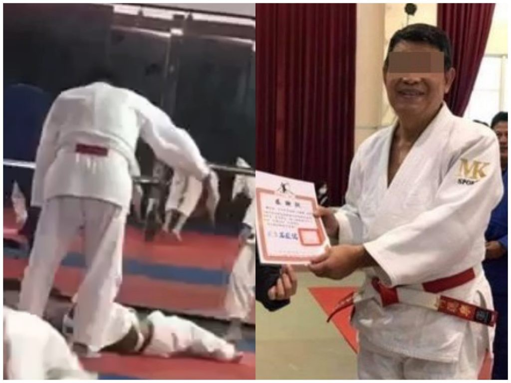 Judo Instructor Investigated After Repeatedly Throwing 7 yr old Boy & Putting Him in a Coma