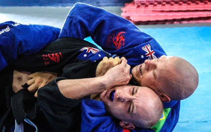 What To Do If You're a BJJ Blue Belt – And You Get Destroyed by a White Belt?