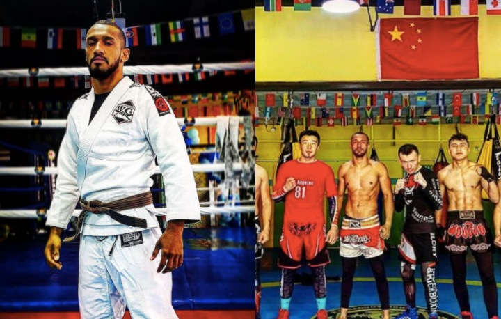 BJJ Instructor from Brazil Was Arrested in China & Family is Without News for 40 days