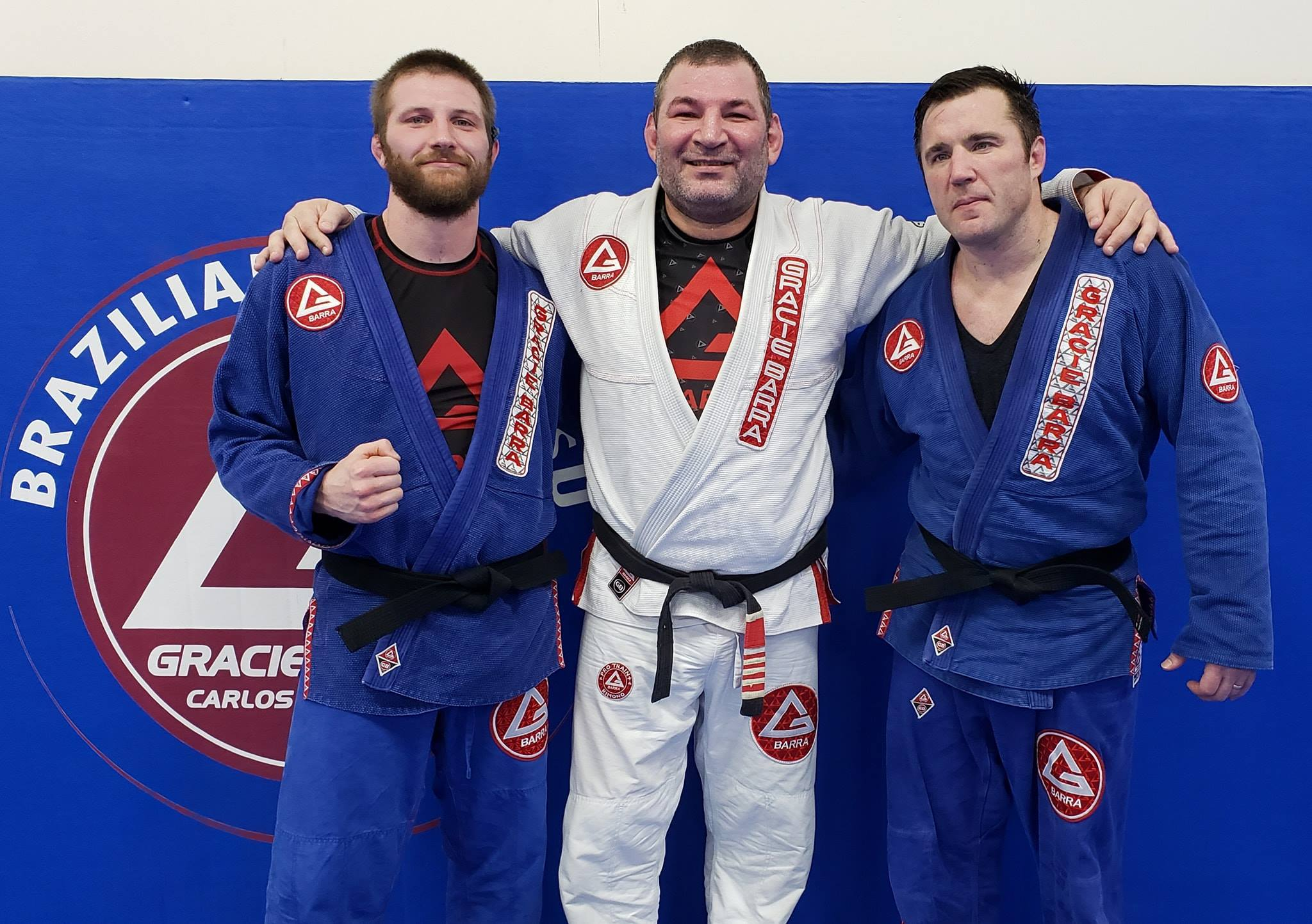 Before He Started Training BJJ, Chael Sonnen Had Self-Promoted Himself to Black Belt