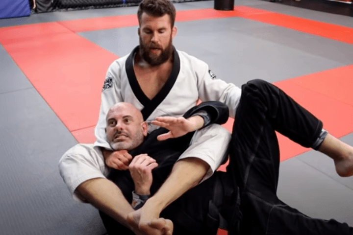 Try These 5 INSANELY Effective Collar Chokes From The Back