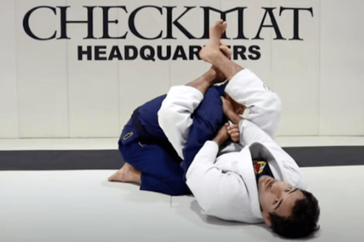 This Omoplata to Armbar Variation is High Percentage
