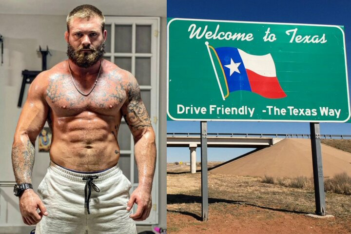 """Gordon Ryan Answers Fan Question, Says: """"I'll Eventually Move To Texas"""""""