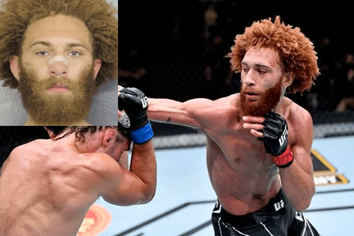 UFC Fighter Luis Pena Accused Of Physically Assaulting His Girlfriend