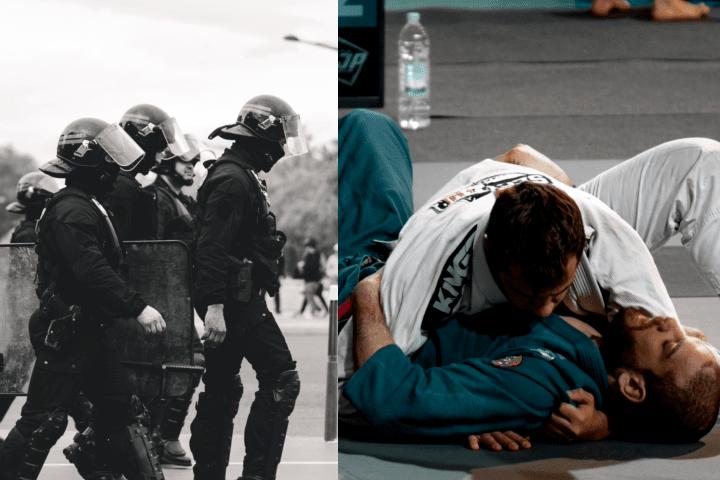 Former NYPD Detective: Brazilian Jiu-Jitsu Training for Police Should be Mandatory
