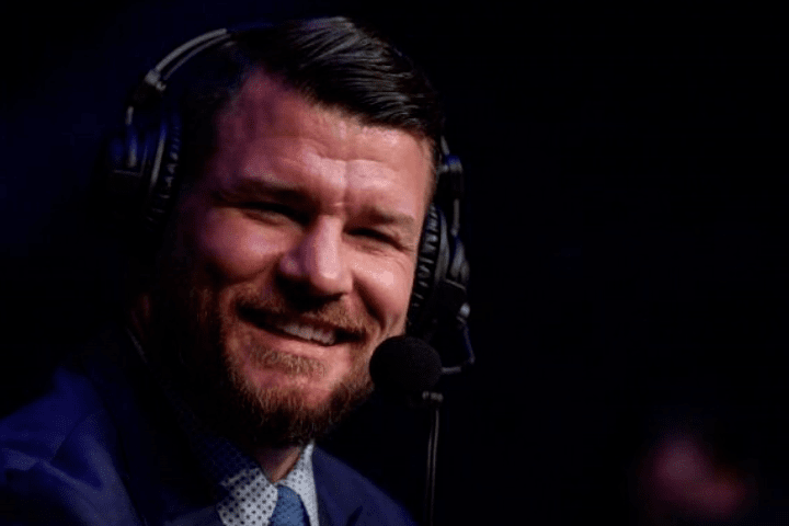 """Michael Bisping Physically Assaulted By Guy Who """"Hits Like A B*tch"""""""