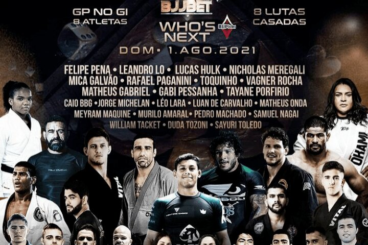 BJJBET 2: Competitors & Exciting Matchups Announced