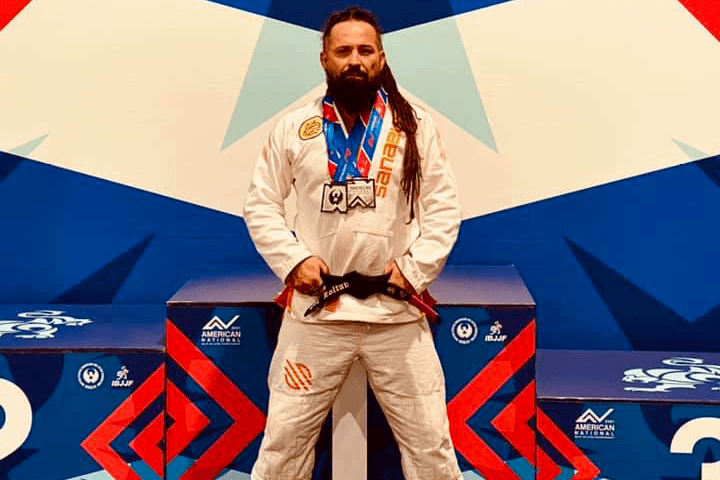 Five Finger Death Punch's Zoltan Bathory Earns 2x Silver At IBJJF American Nationals