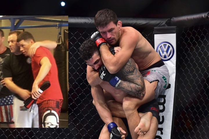 Cesar Gracie: 'Demian Maia Fight 'a No-Win Situation for Nate Diaz
