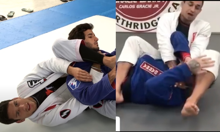Surprise Them with The Infamous 'Pena Choke' from 5 Positions