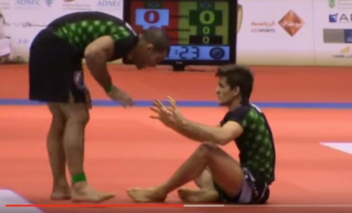 Epic Match: Rafael Mendes – Rodolfo Vieira No Gi Openweight Match Abu Dhabi World Pro 2011
